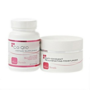 SET<BR>CO Q10 Anti-oxidant In & Out Set