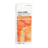 Cica Care Scar treatment gel shee...
