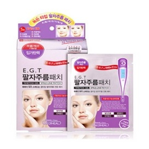 MEDIHEAL SPECIAL CARE<BR>E.G.T Timetox Gel Smile-Line Patch