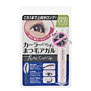 BROWLASH EX<BR>Lash Curler Express Mascara, Curl & Long