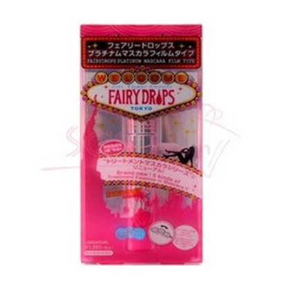 FAIRY DROPS  Platinum Mascara Film Type 1piece