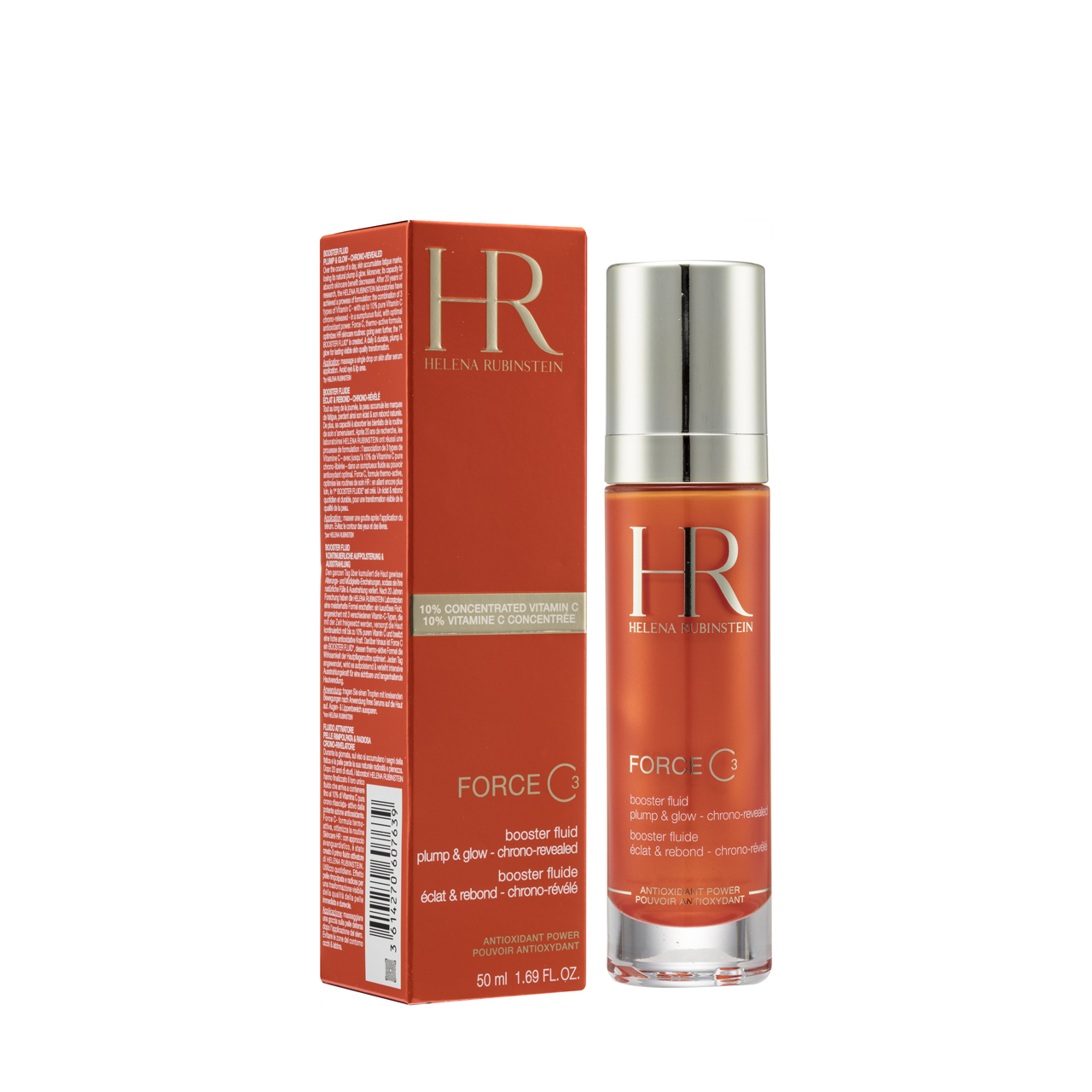 helena rubinstein force c serum