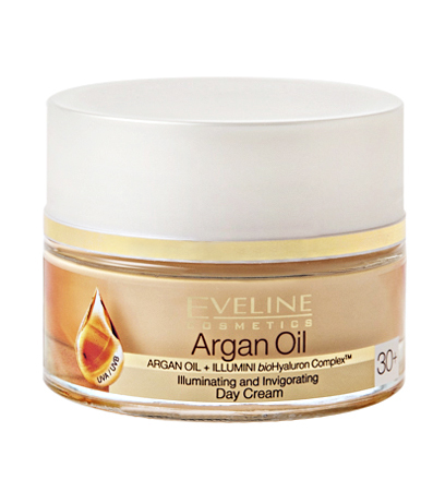 ARGAN OIL Illuminating and Invigorating Day Cream