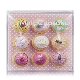 Mini Cupcake Lip Balm Set